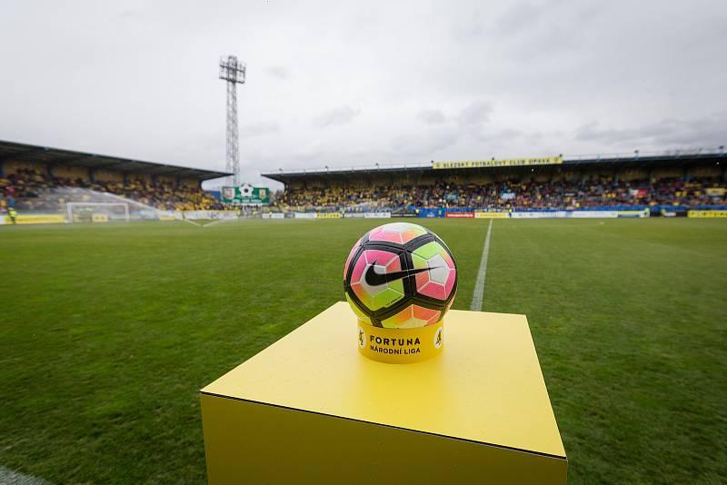 fotbal, FNL, Fortuna národní liga, ilustrační