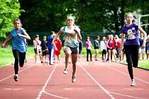 V areálu Základní školy Englišova v Opavě proběhlo v pátek okresní kolo oblíbené soutěže s názvem Odznak Všestrannosti Olympijských Vítězů pro děti ze základních škol.