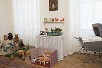 Výstava kočárků a hraček obohatí vánoční program na zámkuv Raduni.
