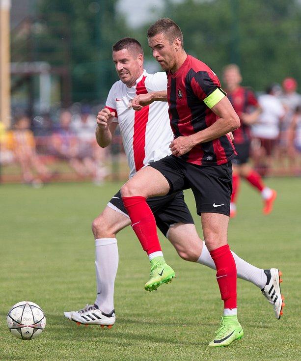 První přípravný zápas SFC Opava.