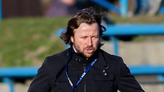 Marcel Melecký, trenér Dolního Benešova
