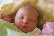 Eliška Kozelková se narodila 12. prosince 2018, vážila 2,77 kilogramu a měřila 48 centimetrů. Rodiče Veronika a Jan z Malých Hoštic přejí své prvorozené dceři do života zdraví, štěstí, spokojenost a ať má stále jen úsměv na tváři.
