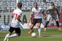 Přípravný zápas SFC Opava - MFK Karviná 0.1