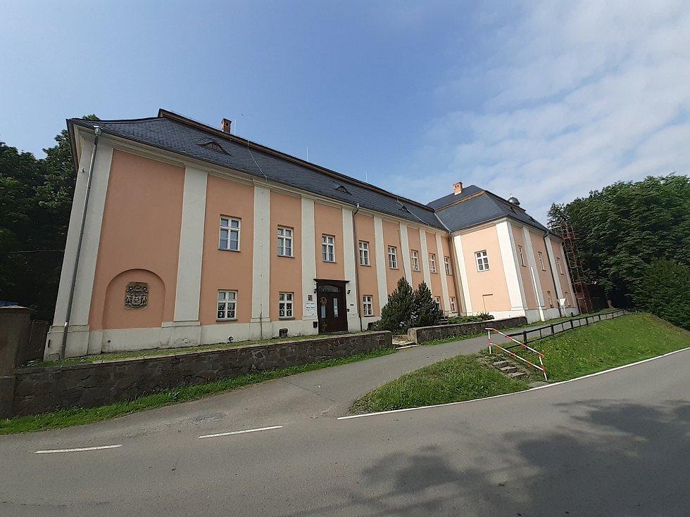 Dětský domov v Melči.