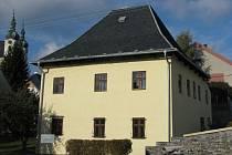 Muzeum Břidlice se v Budišově nad Budišovkou nachází v centru města.