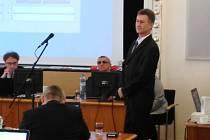 Pavel Šuranský byl představen na pondělním zastupitelstvu.