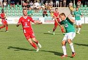 FC Hlučín – SK Sigma Olomouc 1:3 po prodloužení