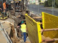 V Opavě opraví kanalizaci například v Krnovské ulici.