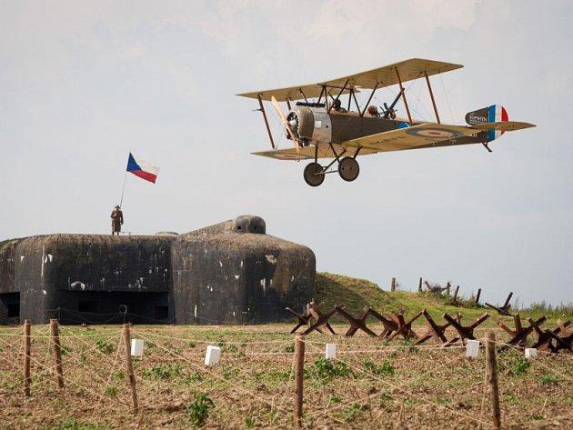 U bunkru v Milostovicích se pravidelně konají vzpomínkové akce.