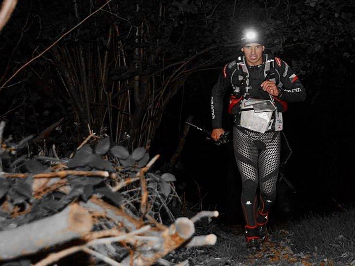 Tomáš Petreček před nedávnem ovládl další ročník 5 beskydských vrcholů.
