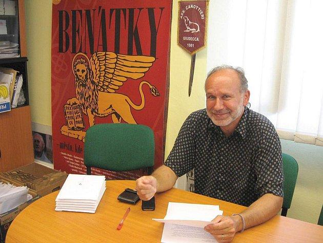 Petr Rotrekl, dramaturg festivalu