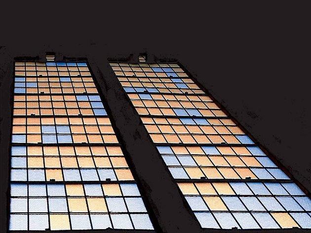 Oceněný snímek opavské studentky Mariany Drápalové patří do tématu Okna, okénka.