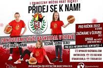 V Opavě bude dívčí basketbal