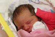 Tina Škrobánková se narodila 8. ledna 2019, vážila 3,46 kilogramu a měřila 49 centimetrů. Rodiče Beáta a Roman z Opavy jí do života přejí hlavně zdraví, štěstí a lásku. Na Tinu už se doma těší sestry Agáta a Bára.