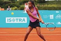 Pernilla Mendesová má za sebou dobrý turnaj.