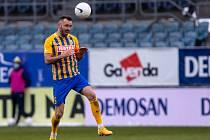 Jan Žídek se vrátil do základní sestavy Slezského FC Opava