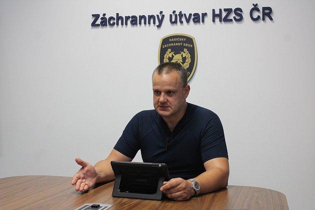 David Kareš se měl podílet na záchraně dětí zjeskyně vThajsku.