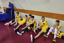 Mladí basketbalisté Opavy se zúčastnili turnaje EYBL v Rize.