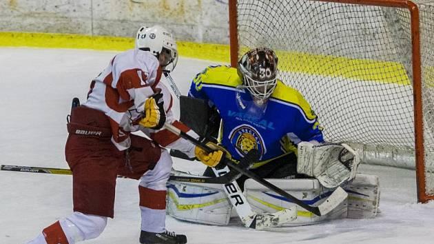 Hokejový klub Opava – HC Lvi Břeclav 3:1