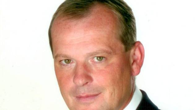 Dnes už bývalý starosta Hlučína David Maňas.
