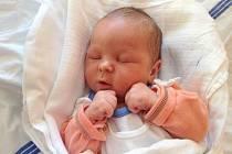 """Adrianka Klímková se narodila 9. srpna, vážila 3,95 kg a měřila 51 cm. """"Přejeme jí do života hlavně zdraví, štěstí a boží požehnání,"""" popřáli miminku šťastní rodiče Michaela a Libor ze Závady."""