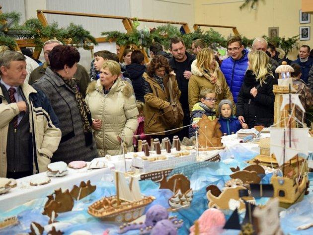 Téma letošní výstavy perníku je Od svatého Martina až do Hromnic.