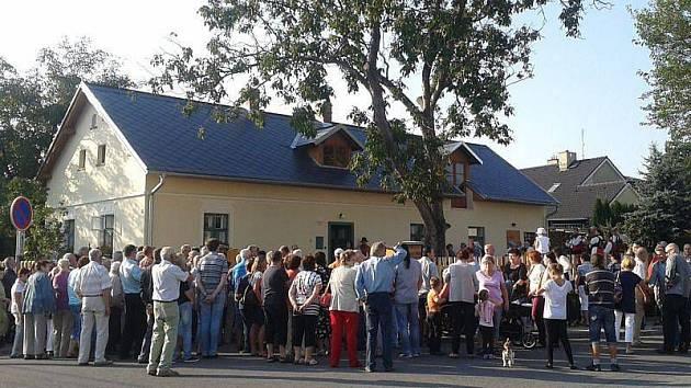 Rekonstrukce budovy současného malohoštického skanzenu vyšla na 3,5 milionu.