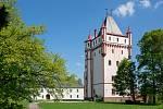 Zámek Hradec nad Moravicí.