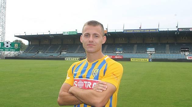 Matěj Helešic se stal kmenovým hráčem Opavy