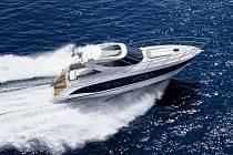 Právě tento typ jachty s označením Atlantis 40 byl osmatřicetiletému Adamovi Z., ukraden v Chorvatsku přímo z přístavu Krvavica.