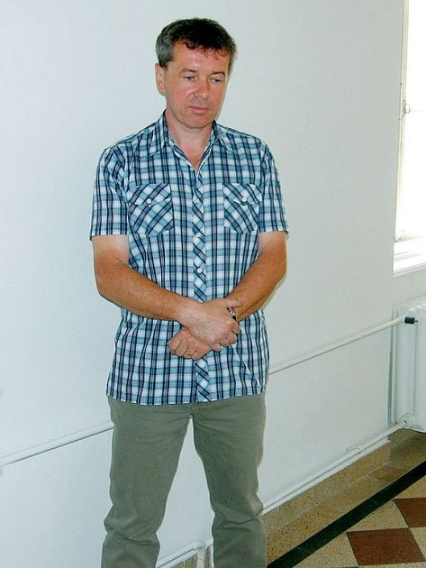 Nešťastný řidič Luděk Sedláček nic nezapíral a při vyšetřování plně spolupracoval.