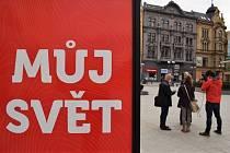 Můj svět na Horním náměstí v Opavě.