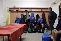 Fotbalisté Bruntálu se sešli s novým trenérem, začala příprava na jaro.