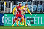 René Dedič dal v Příbrami vyrovnávací gól