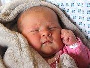 Viktorie Pravdová se narodila 21. února, vážila 3,46 kilogramů a měřila 48 centimetrů. Rodiče Dominika a Jiří z Opavy své prvorozené dceři přejí, aby zbytečně neplakala.