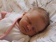 Sofie Zajícová se narodila 22. srpna, vážila 3,76 kilogramů a měřila 51 centimetrů. Rodiče Lucka a Honza z Opavy jí přejí, aby byla v životě hlavně zdravá. Na sestřičku se už doma těší bráška Honzík.