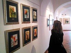 Výstava o Salvadoru Dalím je v opavském Domě umění k vidění až do 19. června.