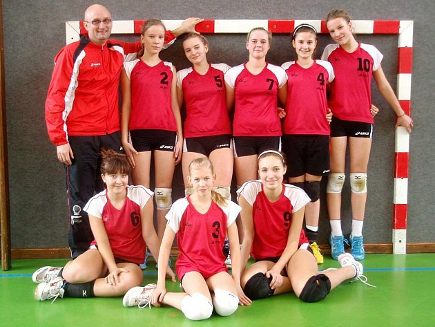 Tým Happy Sportu Opava.