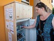 První sdílená chladnička v Moravskoslezském kraji funguje od července loňského roku v Ostravě.