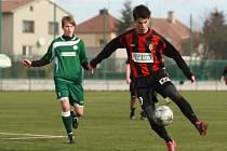 Slezský FC Opava U19 - FC Hlučín U19 1:3