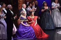 La Traviata patří mezi vyhlášená operní díla.