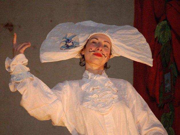 Hudba byla považována za jednu z lidských slabostí, která byla představena v latinské karnevalové opeře Facetum musicum v podání souboru Ensemble Damian.
