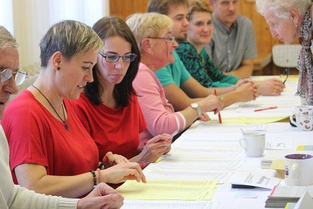 Volby 2018na Opavsku, pátek 5.října.