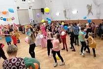 Maškarní ples v Chlebičově
