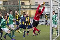 Slezský FC Opava U19 – Bohemians 1905 U19 0:1