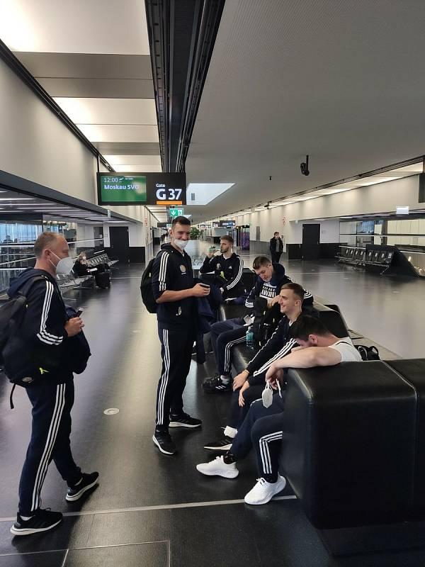 Opavští basketbalisté vyrazili do ruského Permu