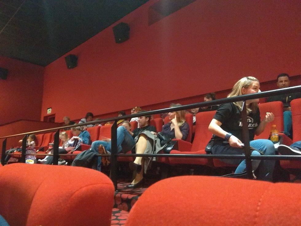 Dětská neděle v Cinestar Opava.