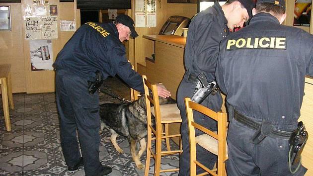 Cizinečtí policisté při jedné z kontrol.