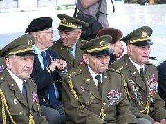 Váleční veteráni. Ilustrační foto.