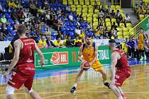 2. kolo basketbalové Kooperativa NBL BK Opava – Svitavy.